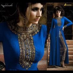 Ethnic wear designer bollywood haevy embroider fancy and party wear indian suit Pakistani Salwar Kameez, Pakistani Dresses, Indian Dresses, Anarkali, Indian Suits, Indian Attire, Indian Ethnic Wear, Arab Fashion, Indian Fashion
