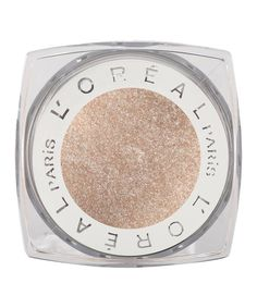 L'Oréal Paris Infallible 24H Eyeshadow In Iced Latte Drugstore Makeup Brands, Makeup Dupes, Best Makeup Products, Makeup Brushes, Beauty Products, Makeup Tricks, Makeup Set, Champagne Eyeshadow, Daily Beauty Tips