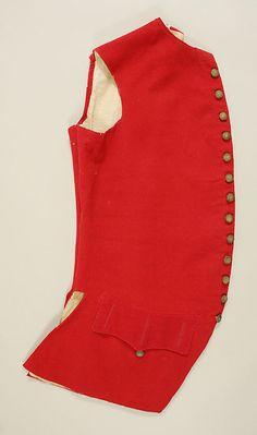 Suit, 1750-75, British
