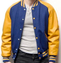 A unique collection of Vintage Bomber LetterMan Jacket that will make your old days back. Available at lowest ever.. LetterMan Collection at Zapprix.com