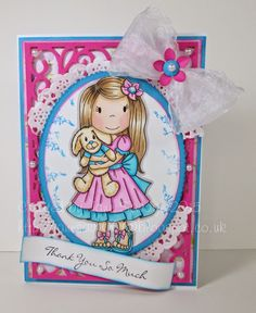 The Paper Nest Dolls Challenge Blog: Some Bunny Loves You – Oh Yes They Do!