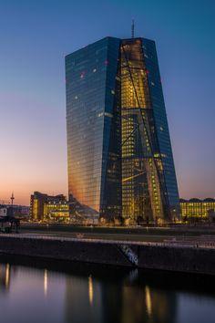 EZB Gebäude -