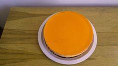 Torta Helada de Naranja