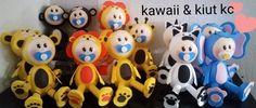 Fofuchas baby shower, bebés disfrazados de animalitos cute baby animals