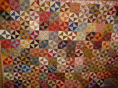 Busy Thimble: Heritage Quilt