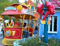 Mickey's Toontown, Disneyland, California by Photo_Tourist, via Flickr