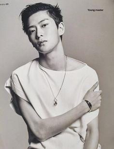 Jaehyun (NCT U) / damn, he's gorgeous...