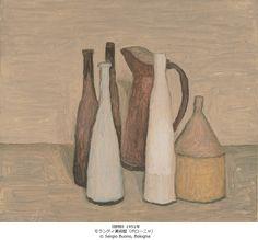 [寄稿]ジョルジョ・モランディ―終わりなき変奏―:成相肇   Art Annual online