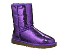 http://fancy.to/rm/465654461495248997 Purple sparkly ugg boots