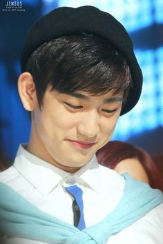 Jinyoungie ❤ I love that smile.