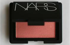 Nars orgasim blush.  I've worn this shade for the last 4 years and i'm still in love with it. It's the perfect shade.