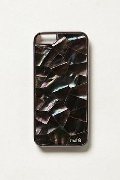 Mother-Of-Pearl iPhone 5 Case  #anthropologie
