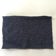 "Lightweight Tonal Slub Jersey Dark Blue 58"" – Drygoods Design"