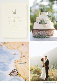 Beautiful Big Sur Vows