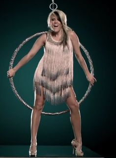 I love Casada's dress from her music video Pyromania