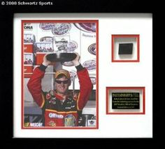 Dale Earnhardt Jr. Framed Photo with Race Used Tire by Mounted Memories. $79.99. The Earnhardt legacy lives on!  Now you can commemorate Dale Earnhardt Jr's  2001 Pepsi 400 victory with this officially licensed, limited edition collectible. The 8x10 photo of Dale Jr is mounted along with a piece of 1 1/2 x 1 inch tire from the winning racecar at the 2001 Pepsi 400. This exciting new collectible also features a 2 1/2 x 1 1/2 inch engraved nameplate, and is a limited ...