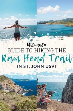 Hiking is one of the best things to do in St John, an island in the US Virgin Islands. The Ram Head trail might be the most beautiful hike, and is great if you love photography. Here is the ultimate guide to hiking the Ram Head Trail in St. John, including the route, what to bring, and other hiking tips. Prepare for some mindblowing views! #stjohnvirginislandstravel #stjohnusvitravel #thingstodoinstjohnusvi #stjohnvirginislandsphotography #virginislandstravel #stjohnvirginislandshiking… Barbados, Jamaica, Travel Ideas, Travel Inspiration, Travel Tips, Travel Destinations, Vacation Trips, Dream Vacations, Vacation Spots