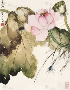 Browse a large selection of original Chinese & Japanese brushes, Rice paper & supplies for Asian Brush painting, Sumi-e, Calligraphy & Seal Carving Sumi E Painting, Lotus Painting, Lily Painting, Korean Painting, Japan Painting, Chinese Painting, Artist Painting, Lotus Kunst, Lotus Art