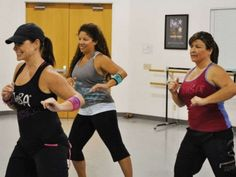 Ten Zumba Classes at Livermore ZUMBA® with Jeanné