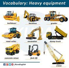 Heavy Equipment Mais