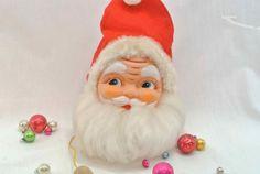 Christmas Santa Music Box Hanging Jingle Bells by polkadotali, $14.00