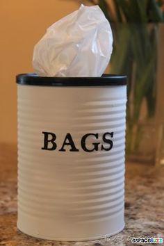 24 idées géniales pour recycler vos boites de conserves!