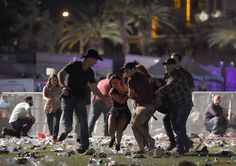 Las Vegas Shooting Updates: More Than 50 Dead RUSSELL GOLDMAN A gunman was killed by the police after opening fire at a country music concert near the Mandalay Bay Resort and Casino.