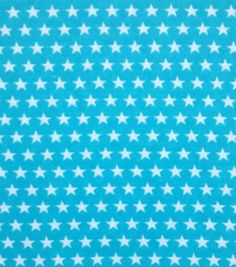 Snuggle Flannel Fabric Little Stars BlueSnuggle Flannel Fabric Little Stars Blue,