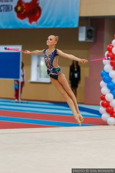 Alina Ermolova (Russia) junior, Russian-Chinese Youth Games 2015