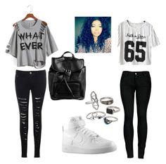 """""""Hip Hop Look"""" by graffiti-superior on Polyvore"""