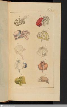 265 - Abschnitt - Journal des Luxus und der Moden - Seite - Digitale Sammlungen - Digitale Sammlungen