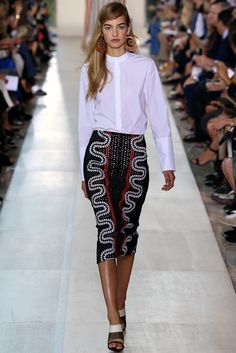 Spring 2015 Ready-to-Wear - Tory Burch