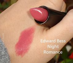 The Beauty Look Book: Edward Bess Night Romance Lipstick