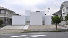 Minimalistisches Haus in Nagoya homify 360°: Minimalistisches Haus in Nagoya