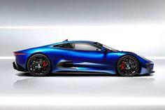Jaguar C-X75 #car #supercar #jaguar