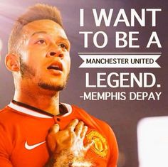 Memphis Depay #MUFC Memphis Depay, Manchester United Legends, Red Army, The Unit, Game, Twitter, Beautiful, Gaming, Toy