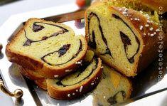 COZONAC CU NUTELLA - Rețete Fel de Fel Nutella, Croissant, Fondant, Muffins, Ganache, Cheesecake, Cookies, Pork Recipes, French Toast