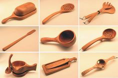 Allegheny Treenware. This husband-and-wife shop features wooden utensils hand-carved from West Virginia hardwoods