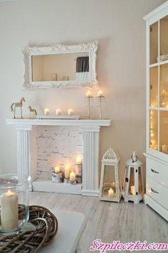 I adore the fact that the candles give the room a cozy, snugly affect, perfect for cold seasons!