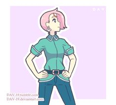 Pearl transformations SU (Steven Universe)