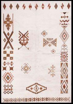 Africa | Moroccan Rug | ca. 1960