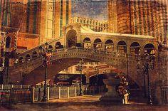 The Venetian    Artist  Maria Angelica Maira   Medium  Photograph - Photography-digital Art   Description  The Venetian Resort Hotel Casino is a luxury hotel and casino resort . #lasvegas #architecturephotography #mariaangelicamaira