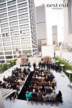 Los Angeles Wedding Photographer Oviatt Penthouse