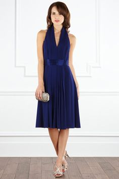 Dresses   Blues GODDESS SHORT DRESS   Coast Stores Limited