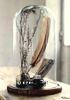 lovely idea for a memory box