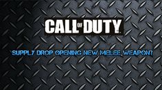 WE GOT A NEW WEAPON?   BO3 SUPPLY DROP OPENINGS
