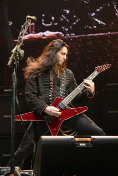 Gus G. My personal HERO.