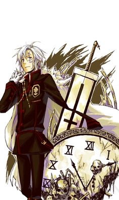 Allen Walker -D. Gray Man