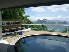 Traumhafter Pool über den Dächern Rios - Ferienhaus für bis zu 22 Personen in Sao Francisco, Rio de Janeiro, Brasilien. Objekt-Nr. 3684350