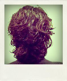 メンズ カーリースタイル|ロックカフェカーリーヘア MENS : CURLY STYLE Rock Cafe curly hair